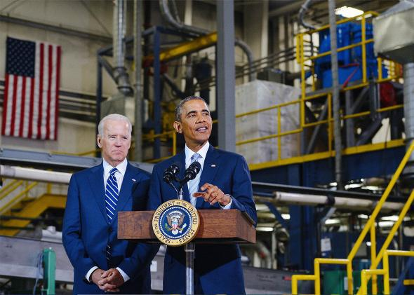 Obama Biden Techmer Manufacturing Tennessee