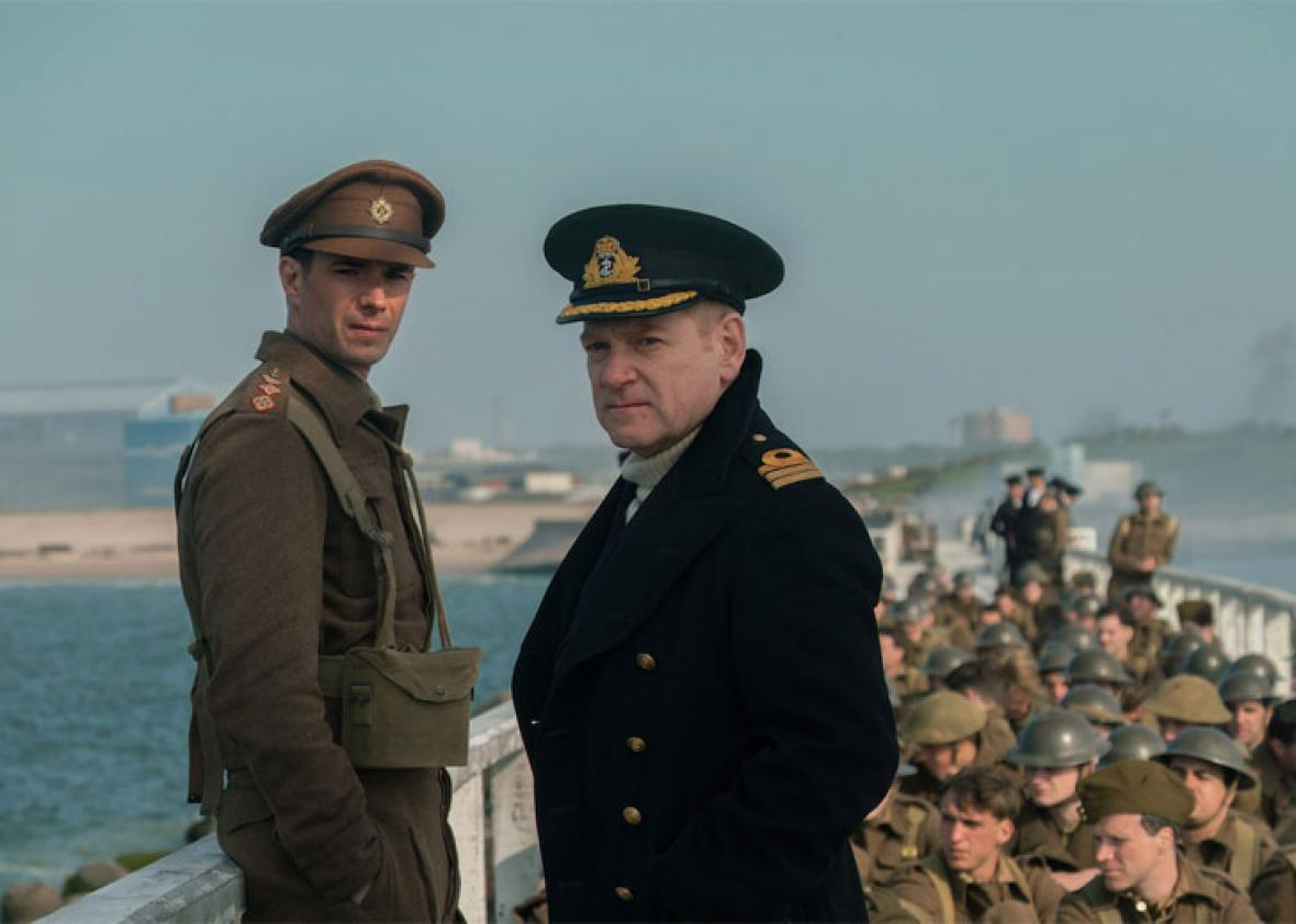 Christopher Nolan's Dunkirk is remarkably faithful to the real-life events.