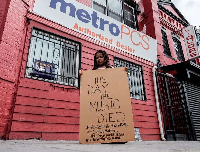 What a Battle Over Go-Go Music on a D.C. Corner Tells Us About Gentrification, Race, and the Life of a City