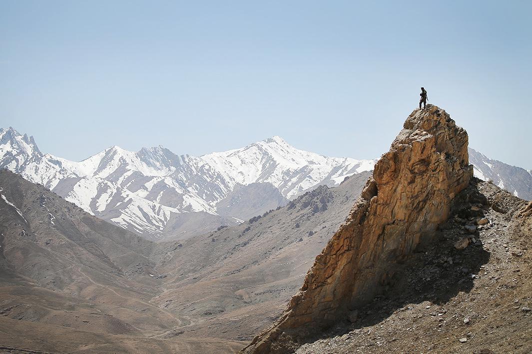 Mar. 31, 2014: Pul-e Alam, Afghanistan