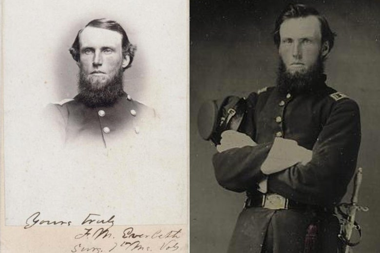 Civil War photographs