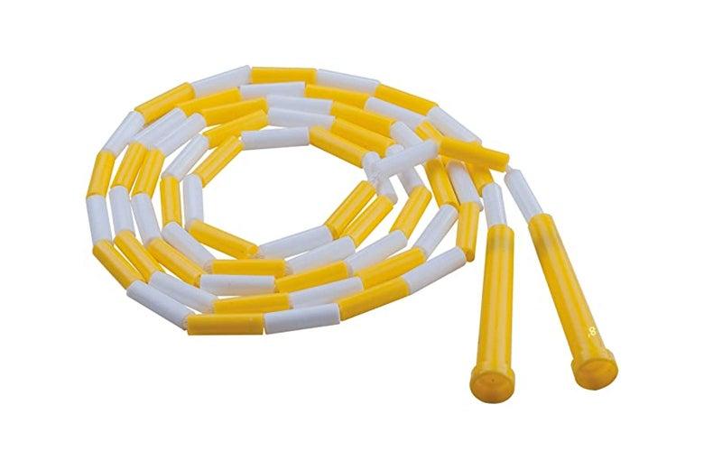 Segmented jump-rope