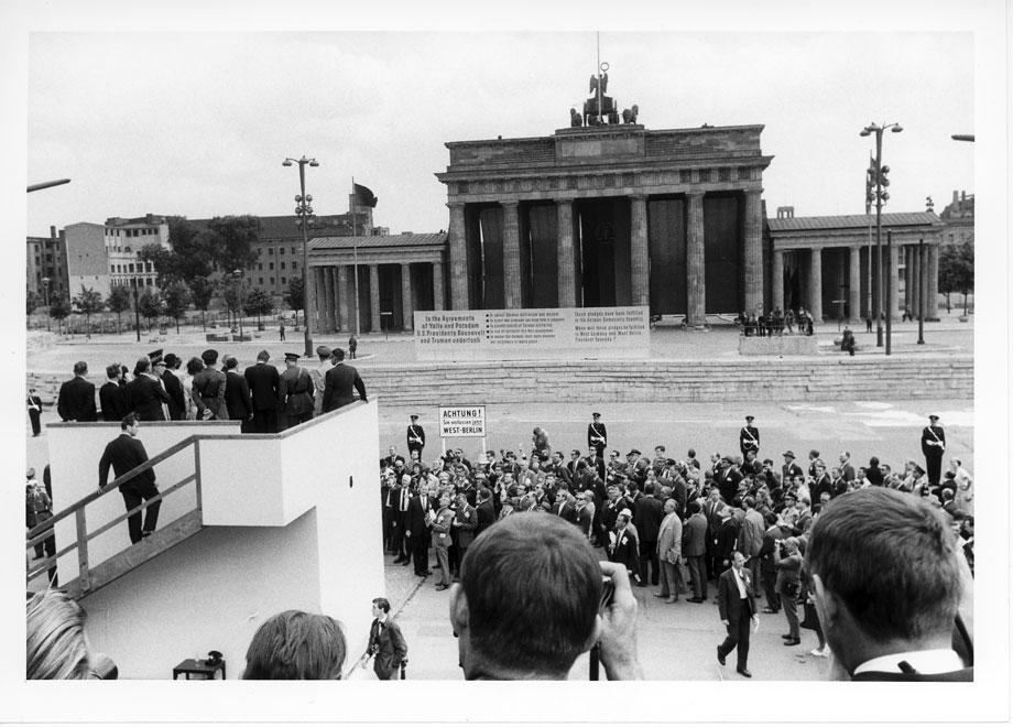 BERLIN—June 26, 1963.