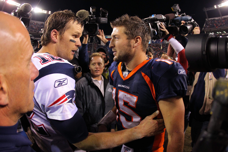 Tom Brady and Tim Tebow