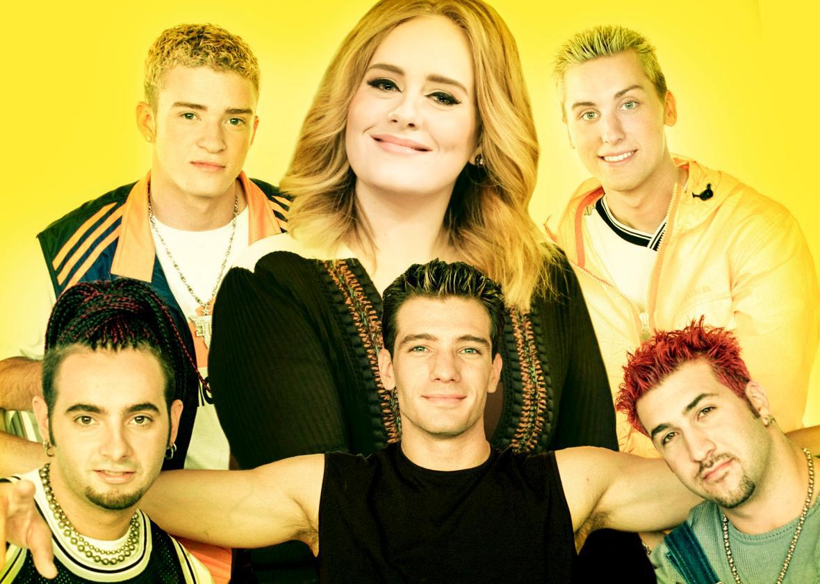 Adele\'s 25 is the biggest-opening album of all time: \'N Sync might ...
