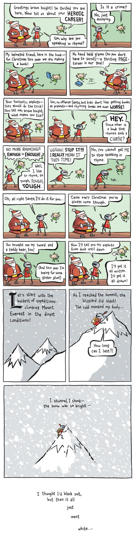 Adventures in Cartooning, Christmas Special.