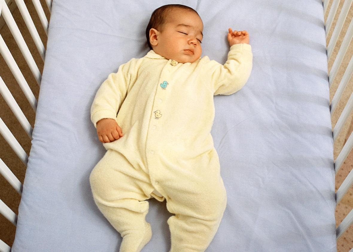 don't believe what mattress companies tell you about sids. believe