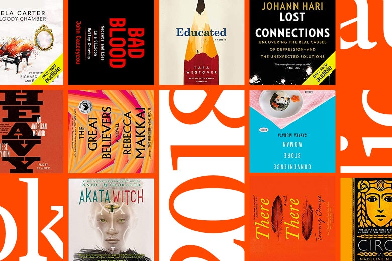 The Best Audiobooks of 2018