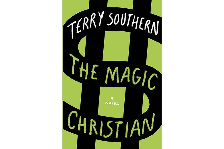 The cover of The Magic Christian by Terry Southern.