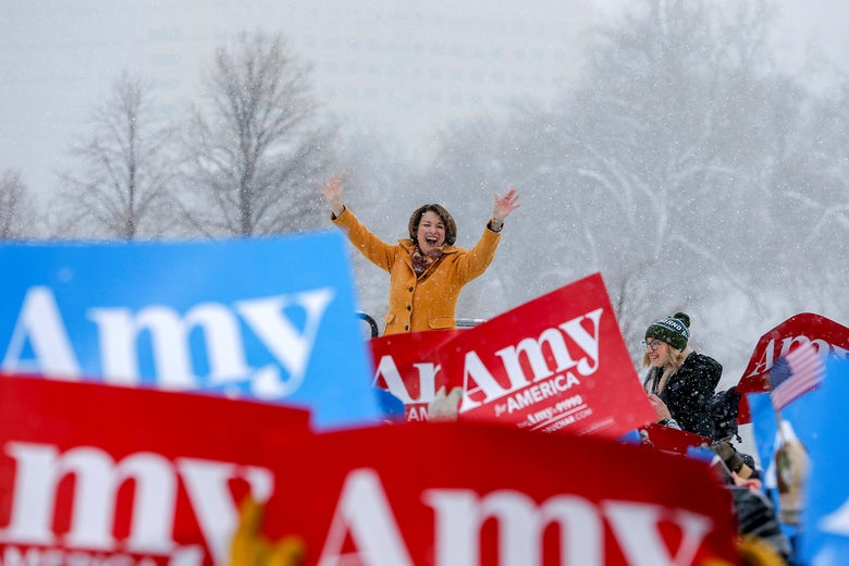 Every Democrat Should Talk About Health Care Like Amy Klobuchar Does