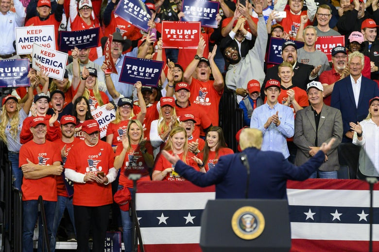 Trump's Anti-Somali Refugee Comments at Minnesota Rally Weren't Even a Dog Whistle