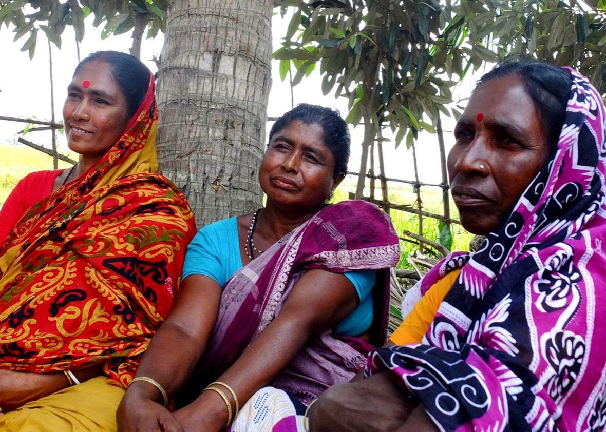 Women in Polder