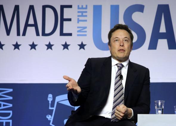 Elon Musk makes Tesla patents open-source