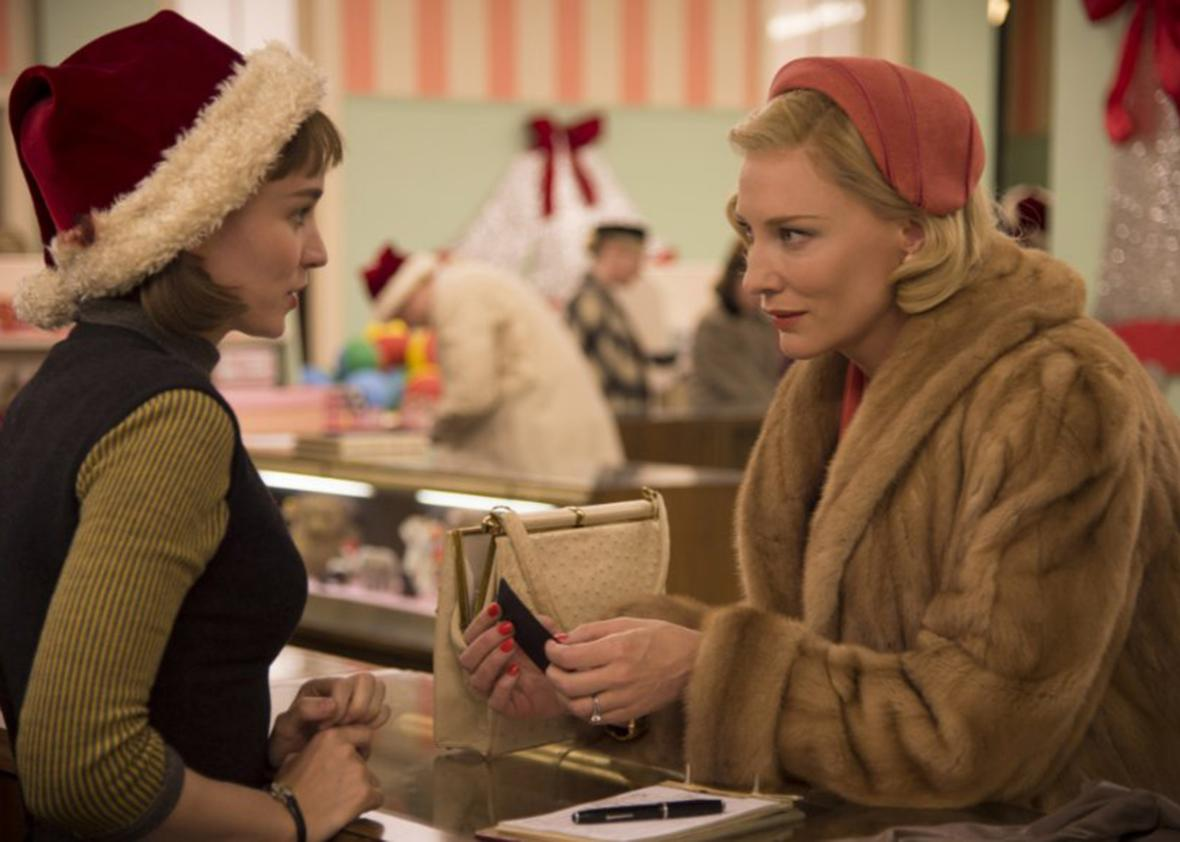 Carol movie.