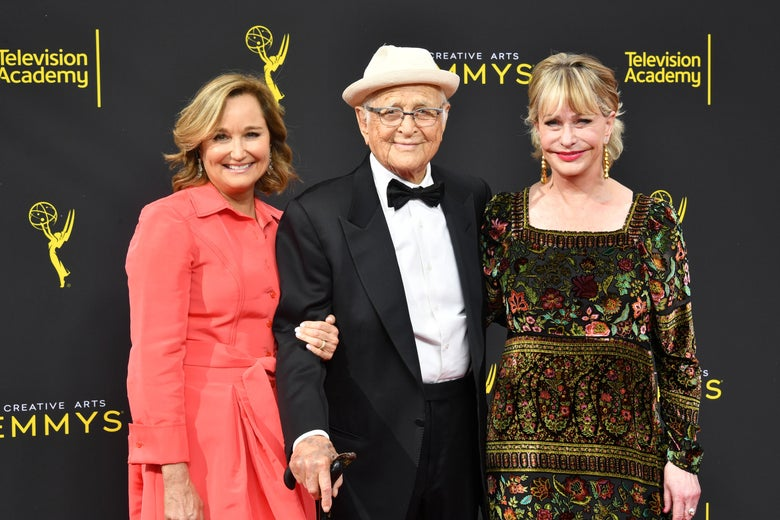 At 97, Norman Lear Just Became the Oldest Person to Win an Emmy
