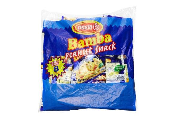 Bamba Peanut Snack.