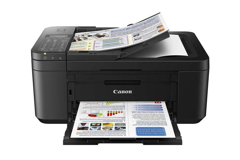 Canon PIXMA TR4520 Wireless All-in-One Photo Printer
