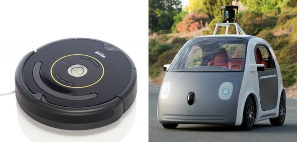 Roomba by iRobot
