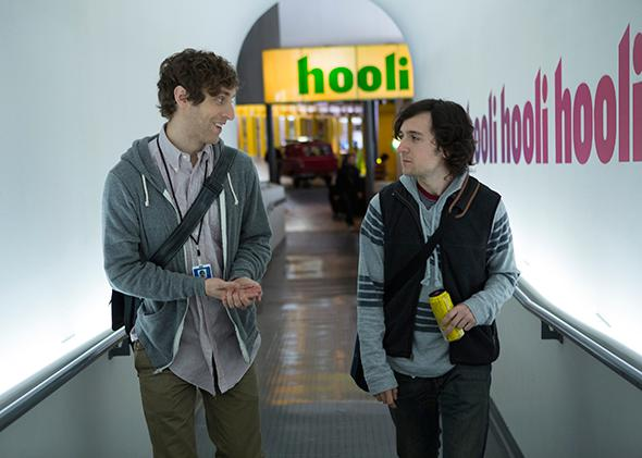 Thomas Middleditch and Josh Brener.