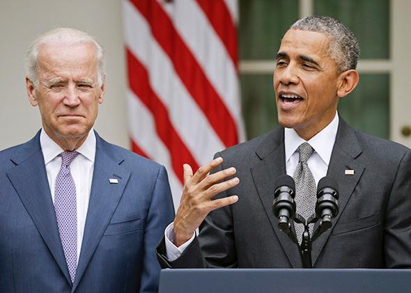 Biden Obama