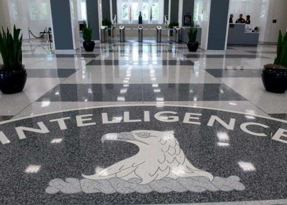 CIA Twitter account real not fake