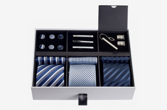 Tavato Premium Men's Gift Tie Set.