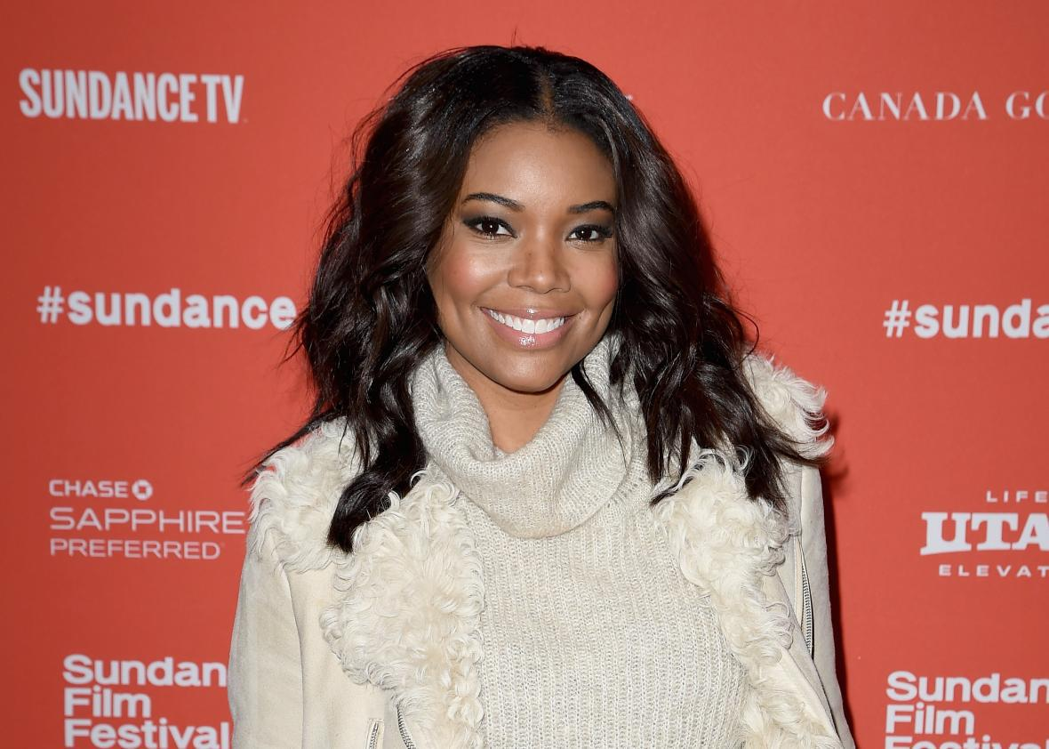 Gabrielle Union at the premiere of The Birth of a Nation.