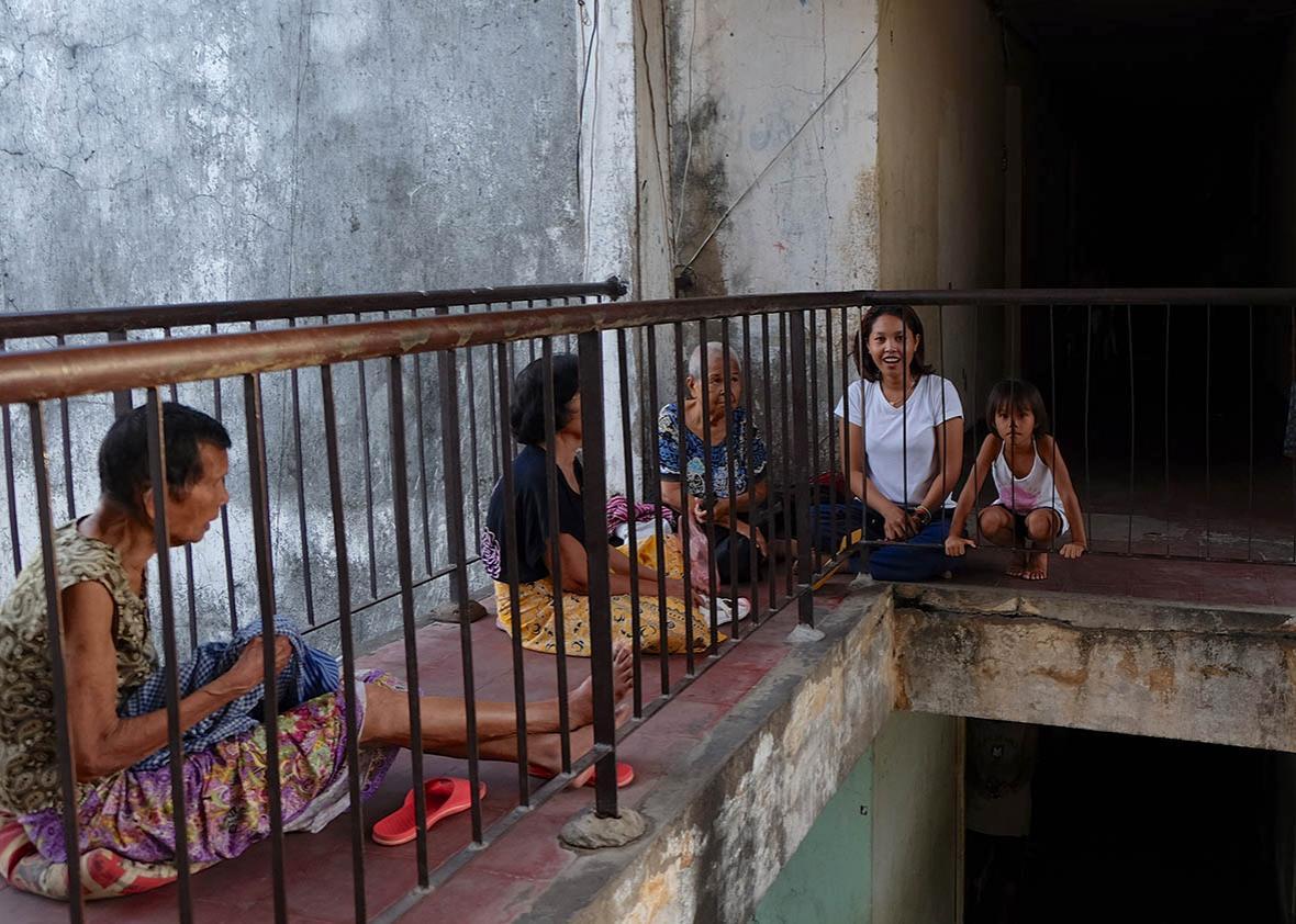 Cambodian architecture 5.
