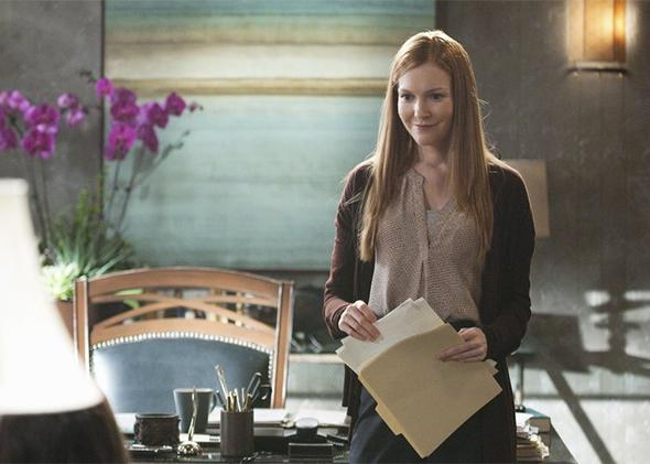 Still of Darby Stanchfield in Scandal.