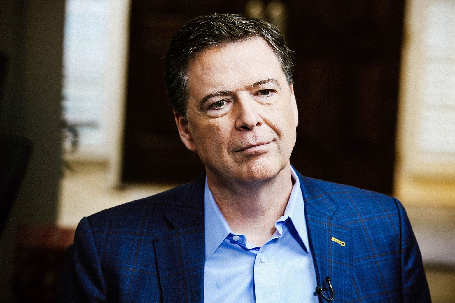 James Comey sits down for an exclusive interview in a Sunday prime-time 20/20 special on ABC.