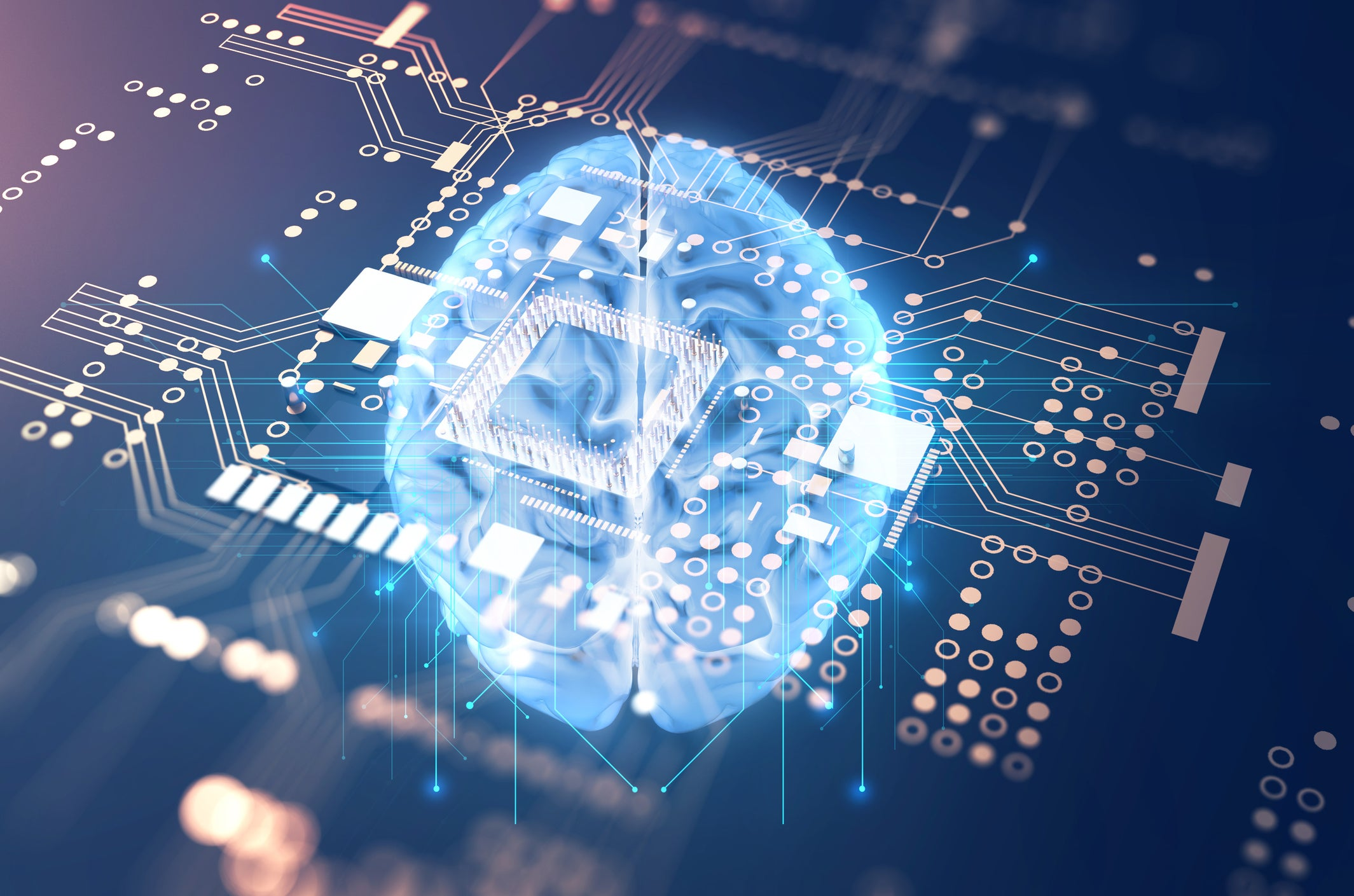 For decades, computer scientists interested in human-computer interaction have viewed the brain as a machine.