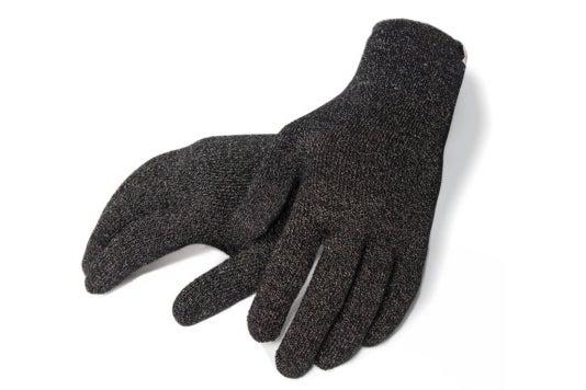 Pair of gray Agloves gloves.