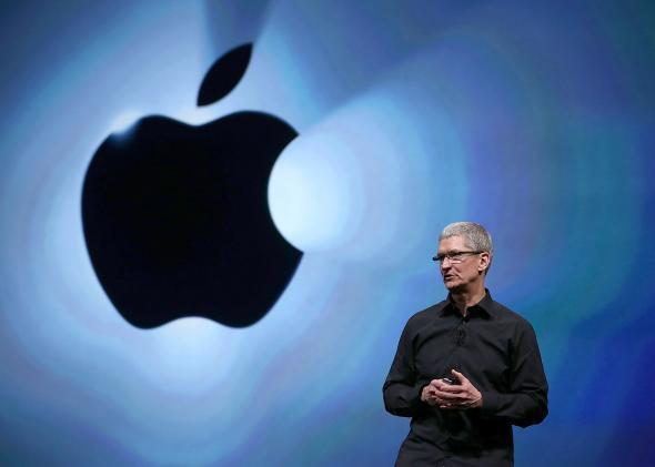 Tim Cook, Apple make deal with IBM