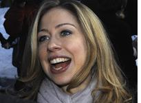 Chelsea Clinton. Click image to expand.