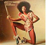 They Say I'm Different LP, Betty Davis.