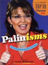 Palinisms book cover.