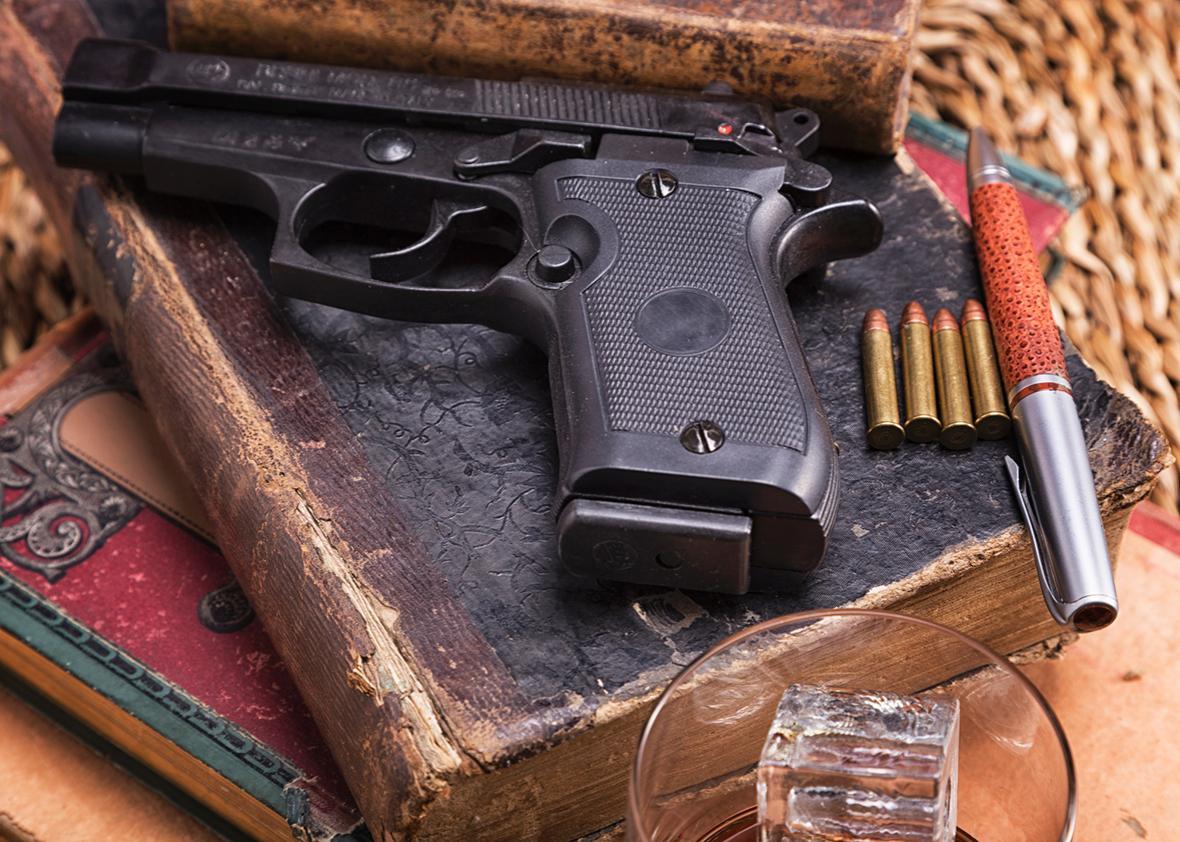 uncle tom gun.