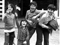 Friedman kids: Still from Capturing the Friedmans