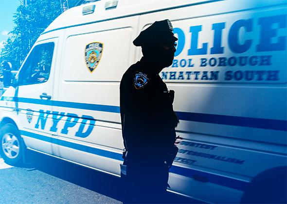 An anonymous NYPD officer