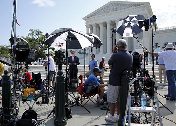 SCOTUS media
