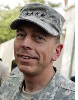 Gen. David Petraeus          Click image to expand.
