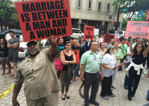 When Did the Arguments Against Gay Marriage Become So Silly?