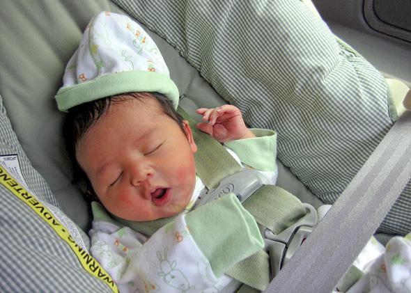 Car Seat slumber