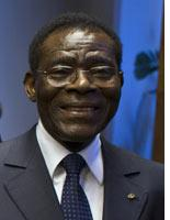 Teodoro Obiang. Click image to expand