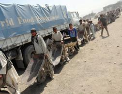 Afghanistan aid. Click image to expand.