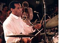 Max Roach. Click image to expand.