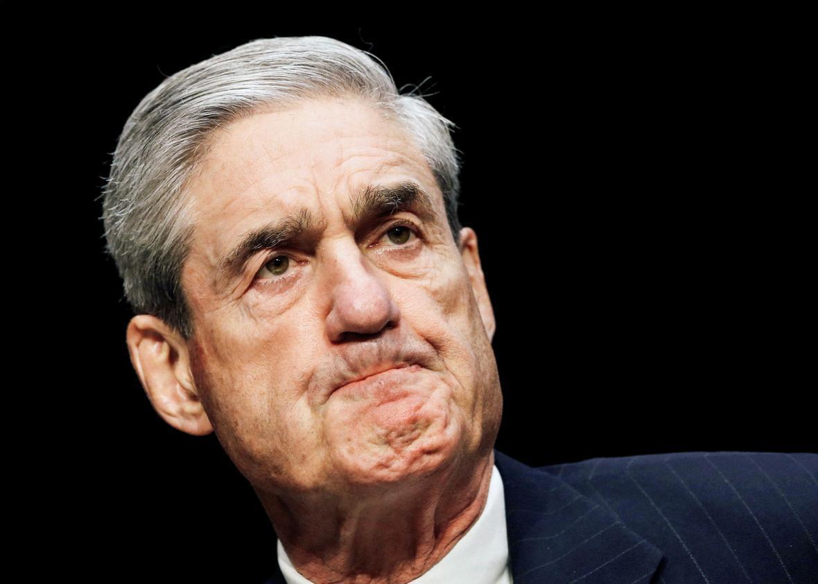 FBI Director Robert Mueller