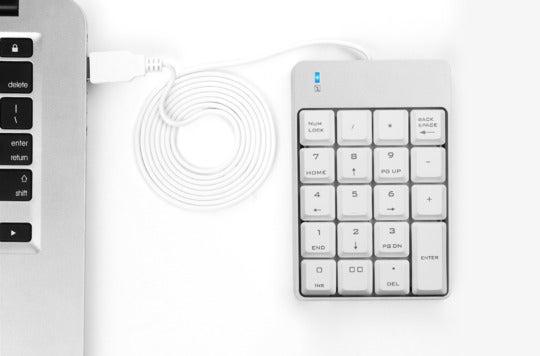 USB numeric keypad.