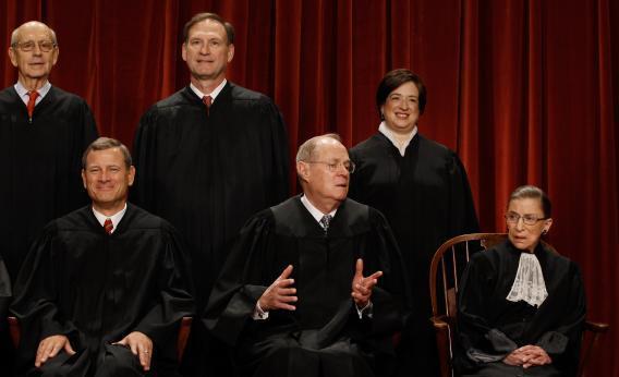 Supreme Court tech savvy