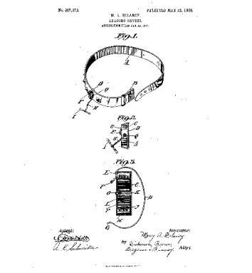 Leash Patent.